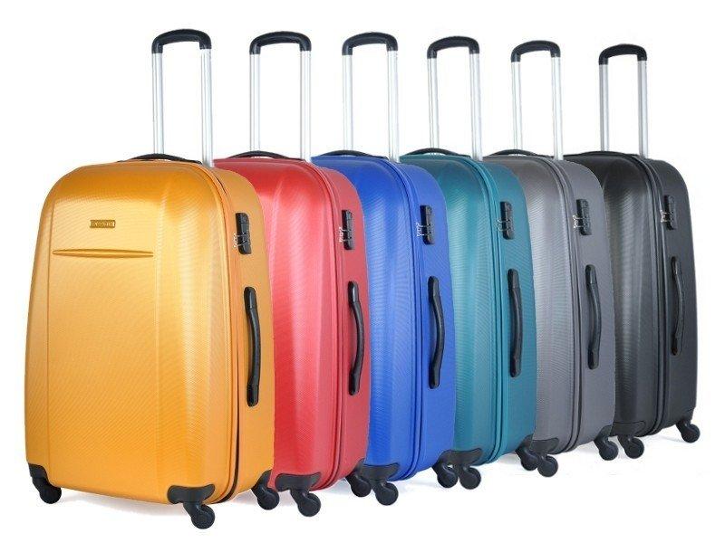 166d02e054337 50% rabatu na walizki Puccini + darmowa dostawa - mamOkazje.pl